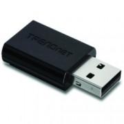 Мрежови адаптер TRENDnet AC600 TEW-804UB, 600 Mbps, Wireless-AC/A/B/G/N, USB 2.0