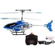 Aarav Enterprise Amazing Flying Velocity Helicopter with Remote Control (Multicolour)