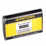 Patona Acumulator Replace Li-Ion pentru Sony NP-BX1 1000mAh 3.6V