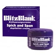 """Crema Depilatoria """"Blitz Blank"""" - 125 Ml"""