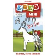 Loco Mini Loco - Paarden Eerste Sommen (6-7 jaar)