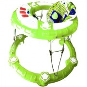 Suraj Baby parrot color Walker With Musical Light for your kids Se-W-58