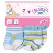 Комплект чорапки за кукла BABY Born, 2 чифта, различни модели, 790084