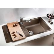 BLANCO Zia XL 6S Silgránit mosogató pezsgő színben