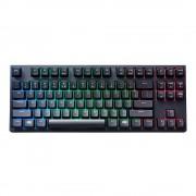 Cooler Master MasterKeys Pro S Red RGB Геймърска механична клавиатура с Cherry MX Red суичве