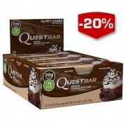 Garmin Quest Nutrition Bar 60g 12st