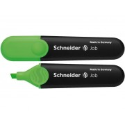 TEXTMARKER SCHNEIDER JOB, varf tesit 1-5 mm verde