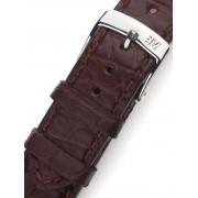 Curea de ceas Morellato A01U3932A68032CR18 braunes Alligator Uhren18mm