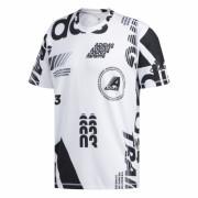 adidas T-shirt dayli print adidas homme - 2XL OL - Foot Lyon
