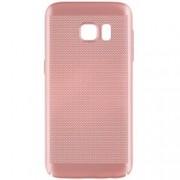 Husa Samsung Galaxy S7 Edge Aero Plastic - Rose Gold