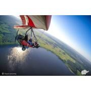 Lot motolotni nad Gorzowem dla dwojga