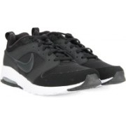 Nike AIR MAX MOTION Running Shoes(Black)