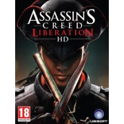 ASSASSINS CREED: LIBERATION HD - UPLAY - PC - WORLDWIDE