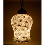 Classy Ceiling Lamp Design for Decoration Glass Hanging Lamp Shade for Interior Decoration