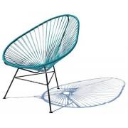 OK Design Acapulco chair - mörkblå