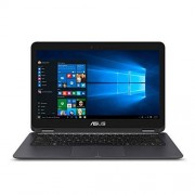 """Asus ZenBook Flip UX360CA-DBM2T Gris Híbrido (2-en-1) 33.8 cm (13.3"""") 1920 x 1080 Pixeles Pantalla táctil 0.9 GHz Intel® CoreTM M m3-6Y30 Ordenador portátil (Intel® CoreTM M, 0.9 GHz, 33.8 cm (13.3""""), 1920 x 1080 Pixeles, 8 GB, 512 GB)"""