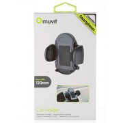 Omuvit support voiture large grille aération Apple Iphone 7