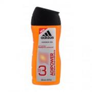 Adidas AdiPower żel pod prysznic 250 ml dla mężczyzn
