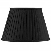 Pacific 40cm Poly Cotton Knife Pleat Shade