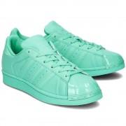 Adidas Superstar Glossy Toe - Sneakersy Damskie - BB0529