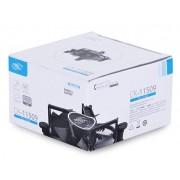 DeepCool CK-11509 Intel CPU kuler 65W 92mm.Fan 2200rpm 38CFM 26dBa (gb mp)