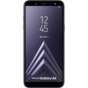 Telefon mobil Samsung Galaxy A6 2018 A600 32GB Dual Sim 4G Violet Bonus Selfie Stick Tellur Z07-5F