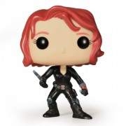 Avengers Black Widow Pop! Vinyl Bobblehead