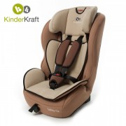 Столче за кола с IsoFix KinderKraft Safety Fix 9-36 кг, бежово