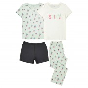 La Redoute Collections 2er-Pack Baumwoll-Pyjamas, 3-12 Jahre