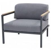 Zebra Hudson Lounge Sessel