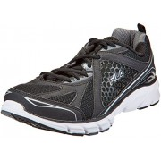 Fila Men's Threshold 3 Black and Castle Rock Running Shoes - 7 UK/India (41 EU)