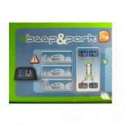 Senzor Parcare Valeo Fata Spate - 4+4 Senzori Cu Semnalizare, Valeo, PS632004