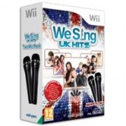 We Sing Uk Hits Cu 2 Microfoane Nintendo Wii