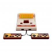Retro Classic TV Mini AV Puerto Consola De Videojuegos, Construido En 500 Juegos + 132 En 1 Juegos Tarjeta, US Plug