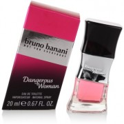 Bruno Banani Dangerous Woman eau de toilette para mujer 20 ml
