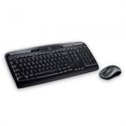 Logitech Teclado MK330 USB Negro