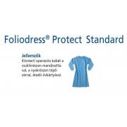 Hartmann Foliodress műtéti kabát Protect Standard körsteril, krepp+törlővel M 36db