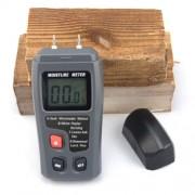 Digitális fa nedvességmérő