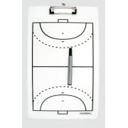Tabla tactica handbal 23x34cm