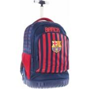 Ghiozdan troler ergonomic FC Barcelona 47 cm