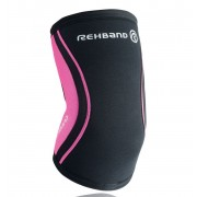Rehband Elbow Support RX 5MM Black/Pink L