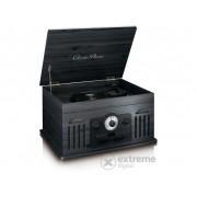 Lenco TCD-2600 gramofon (kaseta/cd/radio), crni