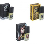 Skyedventures Set of 3 Kabra Black-Kabra Yellow-Killer Perfume