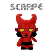 Funko Peluche Hellboy Plushies Con Cuernos