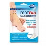 Planet Pharma Uraderm Foot Plus Calze Esfolianti 2 Pezzi Da 20 Ml