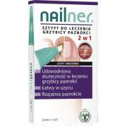 Nailner kalknagel Pen 2-in-1 ( 4 ml )- Nailner- Kalknagels-Voetverzorging- Bewezen effectief tegen kalknagels Kleurverbeterend effect Zichtbaar resultaat na 7 dagen.