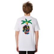 Swell Kids Boys Desciples Tee White