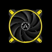 ARCTIC BioniX F120 (Yellow) - Gaming Fan with PWM PST