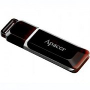 Apacer Handy Steno® AH321 - USB 2.0 interface, 8GB - AP8GAH321R-1