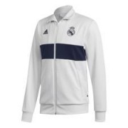 Real Madrid Track Top 3S - Wit/Navy
